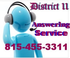 Answering Service 815-455-3311